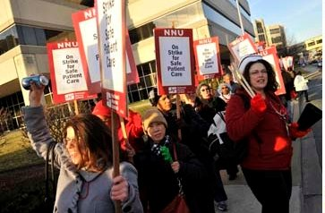 nurses strike 2