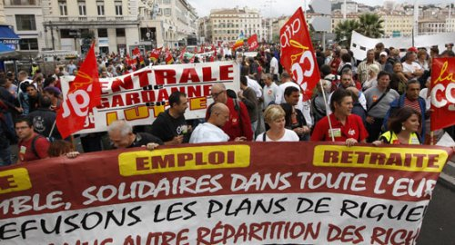 french workers strike2 2