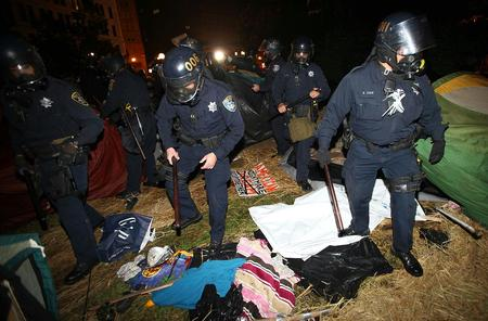 police attack occupy oakland